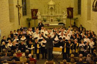 Concert chorales noel 2014 choralines