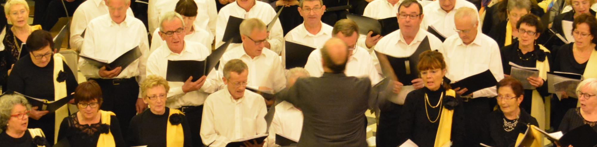 Bandeau de la page 'CHORALINES – KORHOLEN Chorale