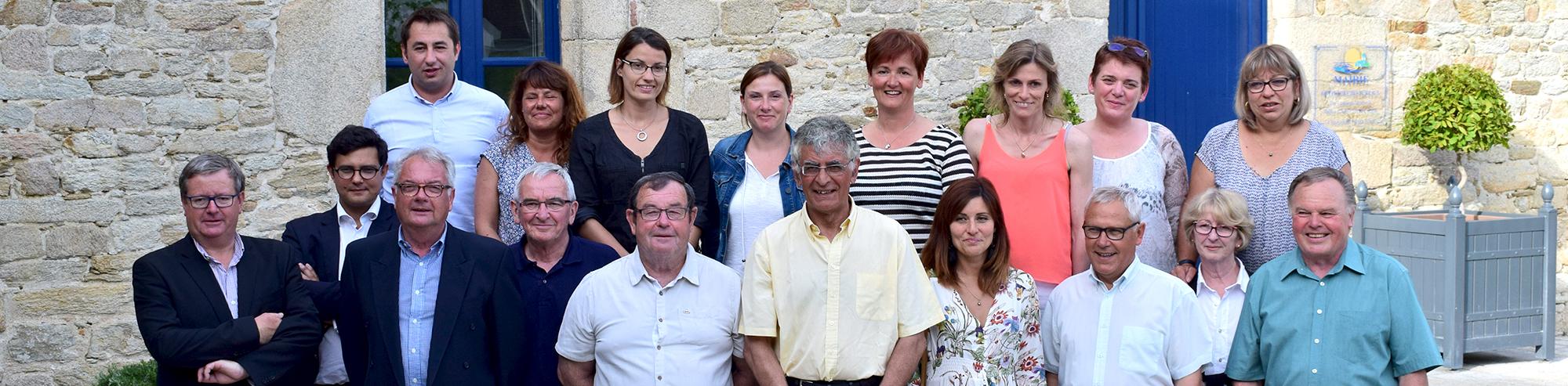 Bandeau de la page 'Listes des Maires de la commune de Piriac sur Mer