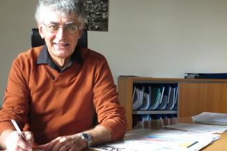 Paul CHAINAIS, Maire de Piriac