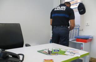 Les services de la Police Municipale