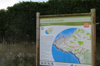 Départ sentier côtier place du Lehn (2)