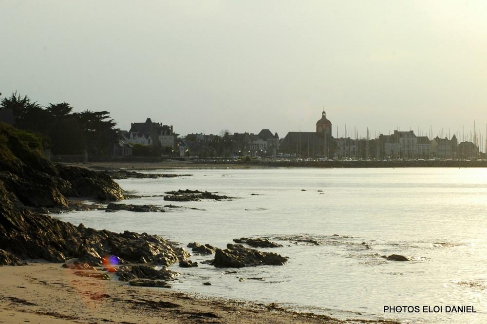 Port Boucher vue sur le port de Piriac
