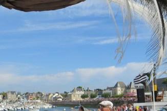 Sur le Port fête de noel du 31 juillet