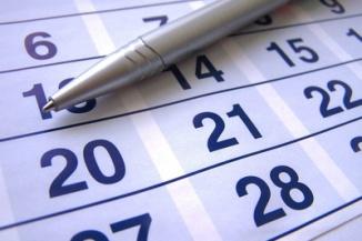 agenda calendrier