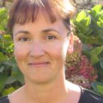 Céline JANOT, Adjointe en charge des affaires sociales, emploi, logement. Vice-présidente du C.C.A.S.