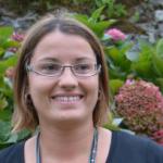Emilie LEGOUIC, adjointe en charge des personnes âgées, du handicap, du restaurant municipal.