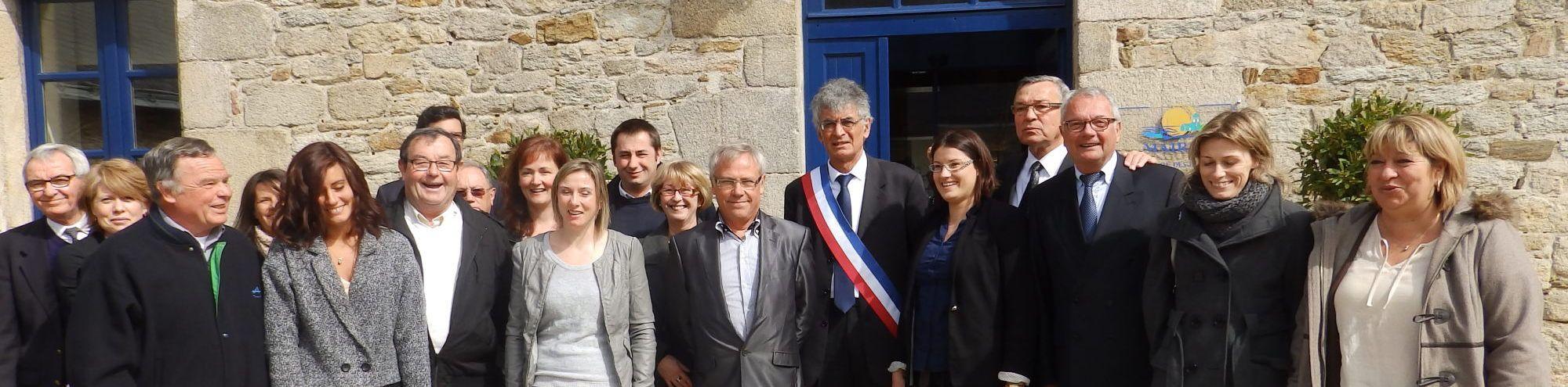 Bandeau de la page 'L'équipe municipale