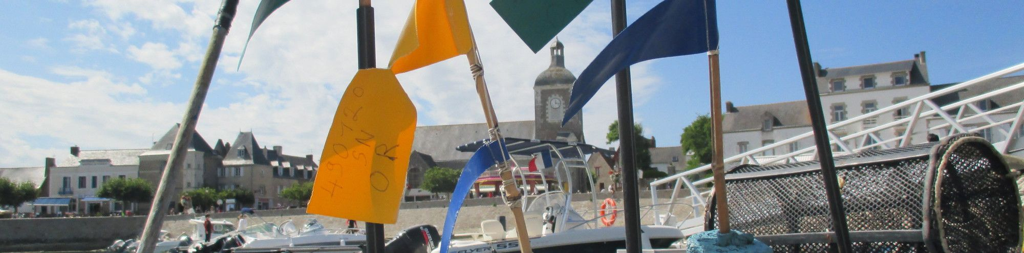 Bandeau de la page 'Piriac-sur-mer, commune où il fait bon vivre toute l'année