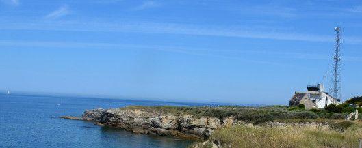 Castelli Semaphore Océan Mer